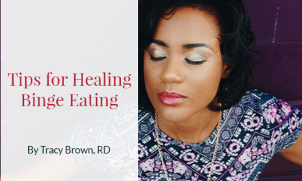 Tips For Healing Binge Eating