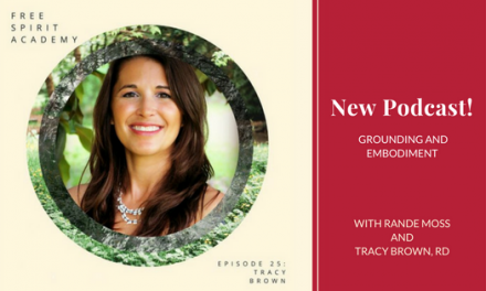 New Podcast: Grounding and Embodiment