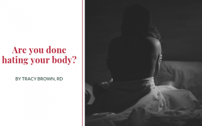 Are You Done Hating Your Body?