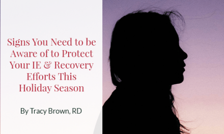 Signs You Need to be Aware of to Protect your IE & Recovery Efforts this Holiday Season