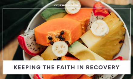 Keeping the faith in recovery