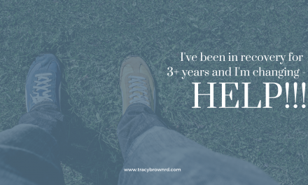 I've been in recovery for 3+ years and My Body is Changing – Help!