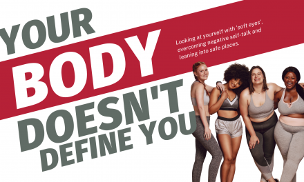 Your Body Doesn't Define You